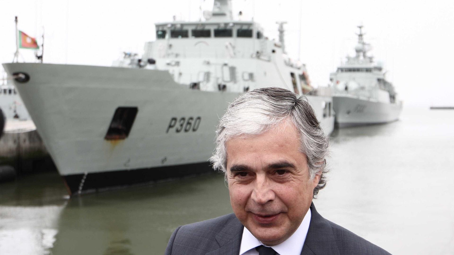 Tancos: Ex-ministro da Defesa acusa governo de não saber o que fazer