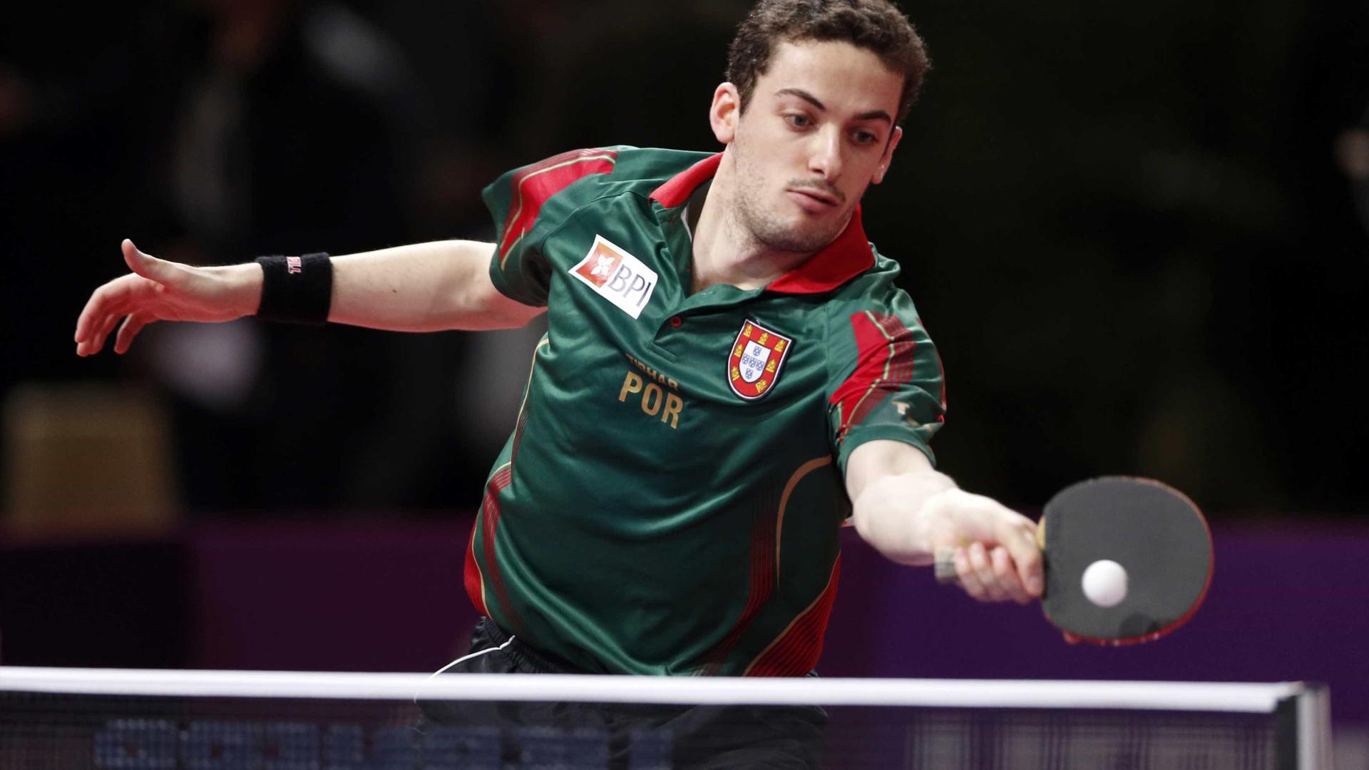 Portugal estreia-se nos Mundiais de ténis de mesa com vitória