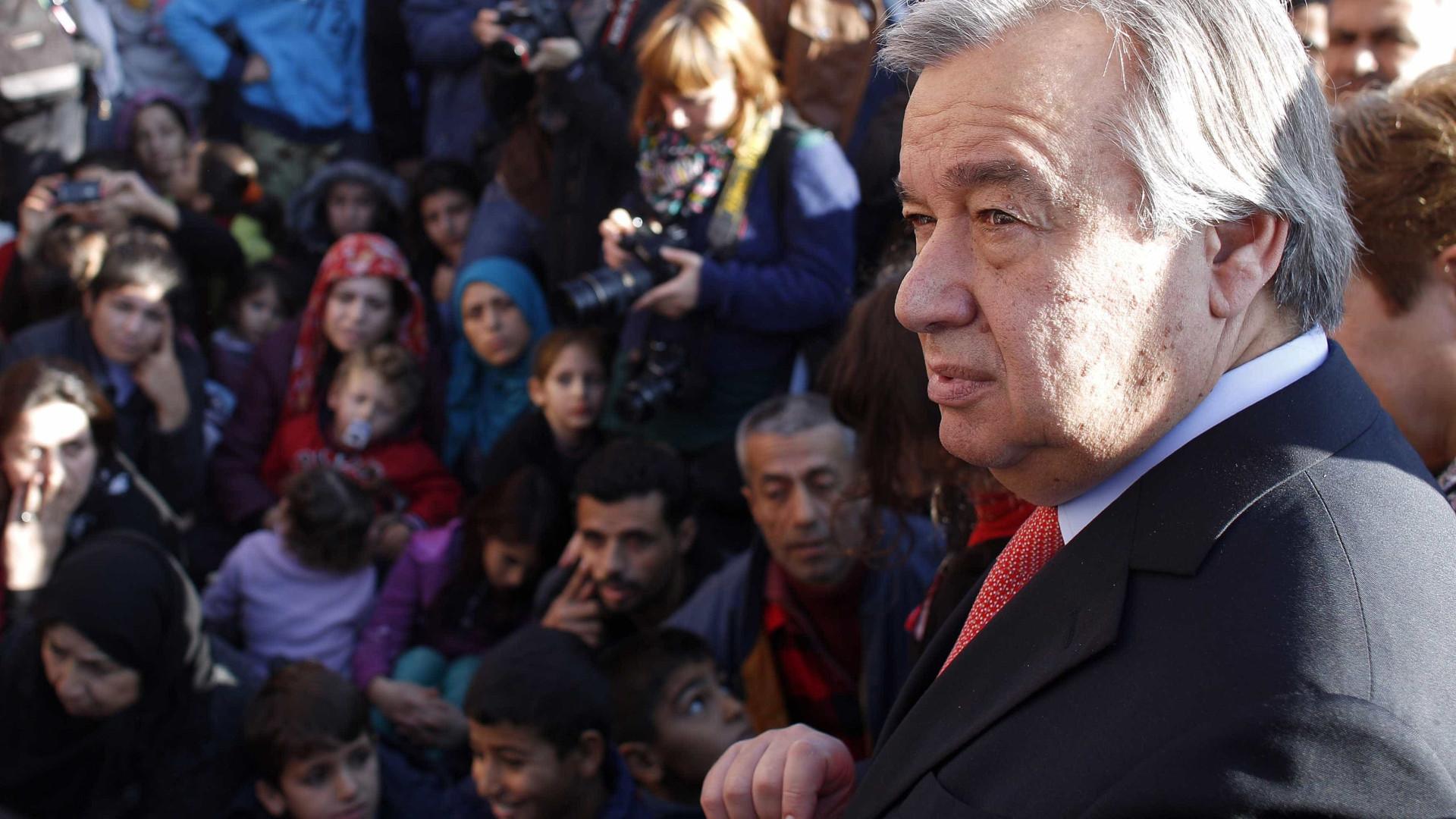 """Nobel da Paz: """"Continuaremos a apoiar os seus esforços corajosos"""""""