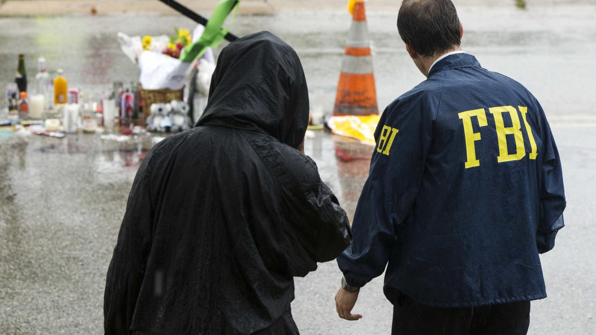 Suspeito matar mulher em Las Vegas na lista de dez mais procurados do FBI