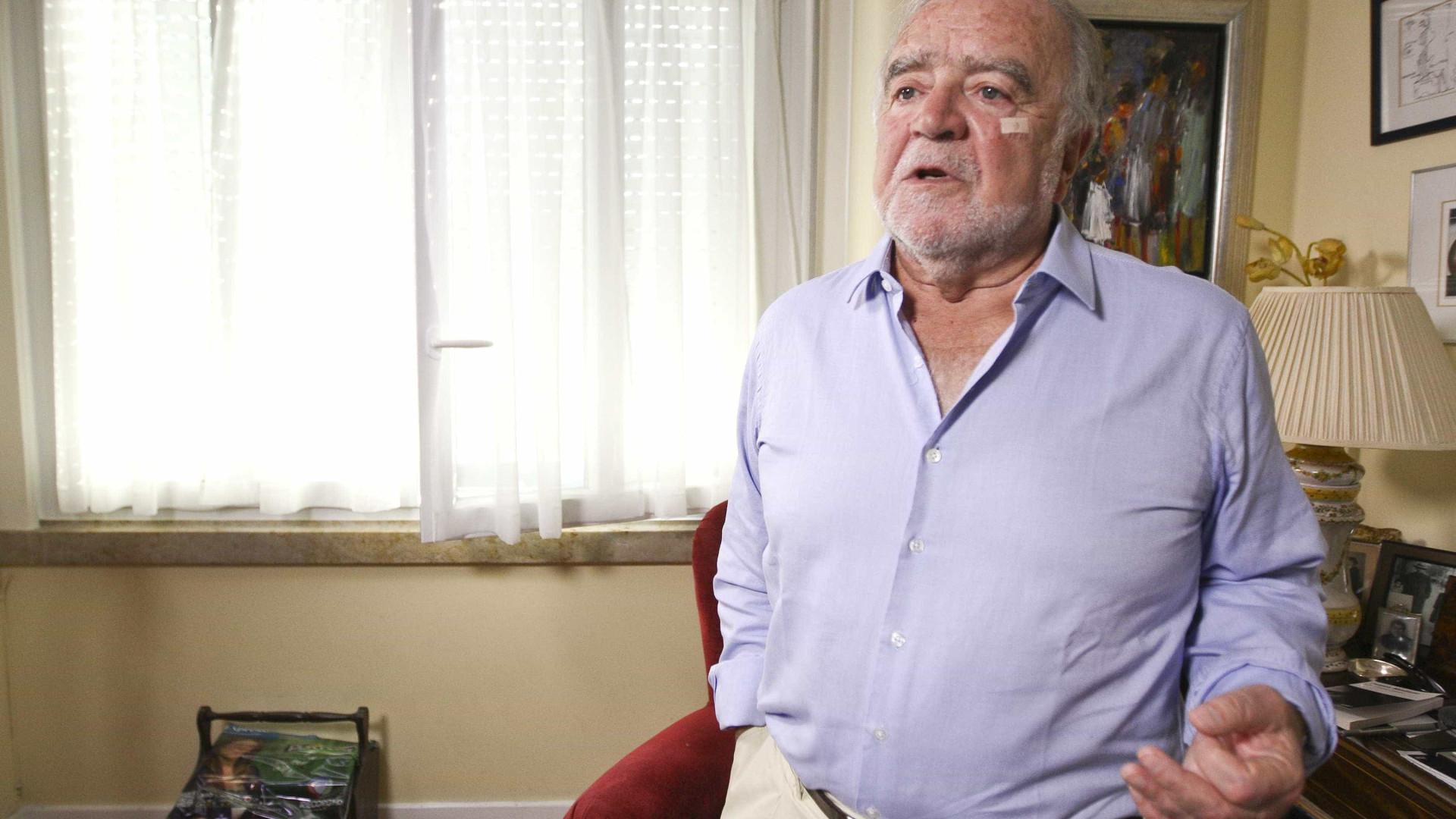 """Jantar no Panteão Nacional é caso de """"indignidade nacional"""""""