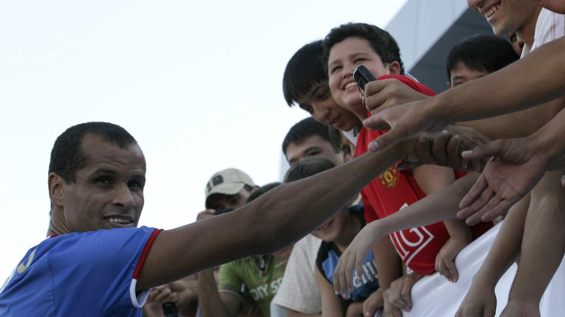 Rivaldo crítica Copa Libertadores em Madrid e Bola de Ouro... a Modric