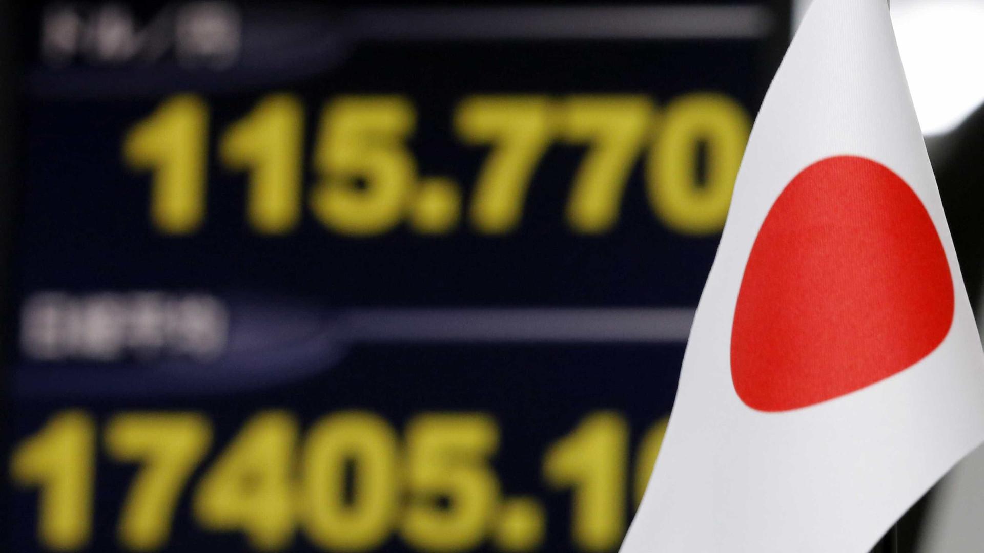 Bolsa de Xangai encerra com alta de 0,45%