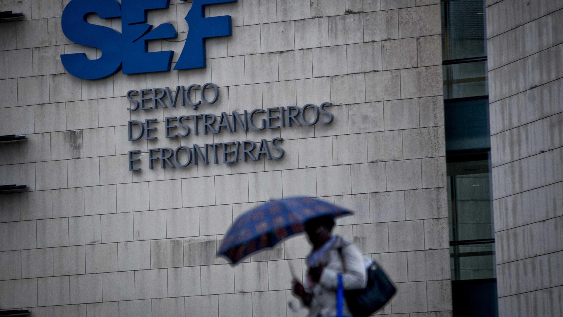 SEF notificou 11 estrangeiros na região Centro para abandonarem o país