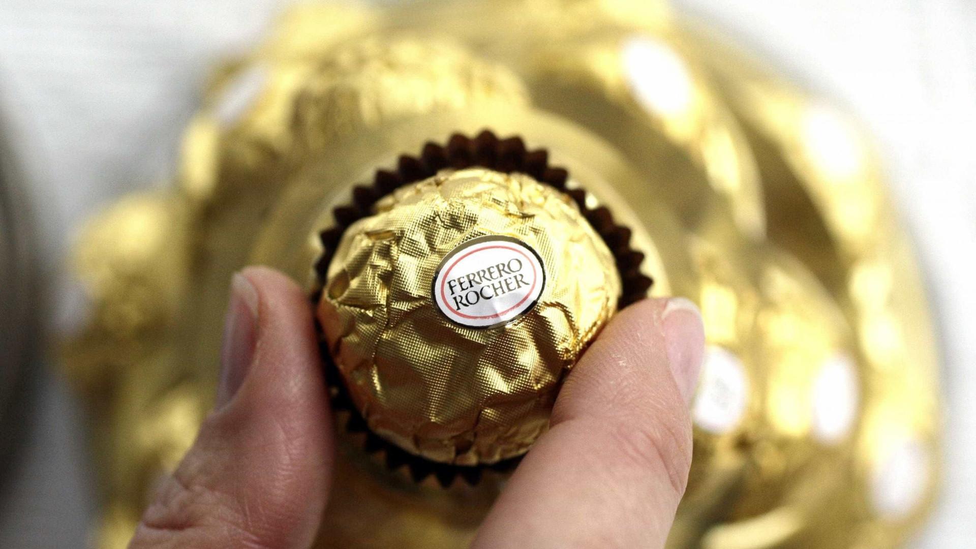 Alerta: Futuro do Ferrero Rocher está em risco