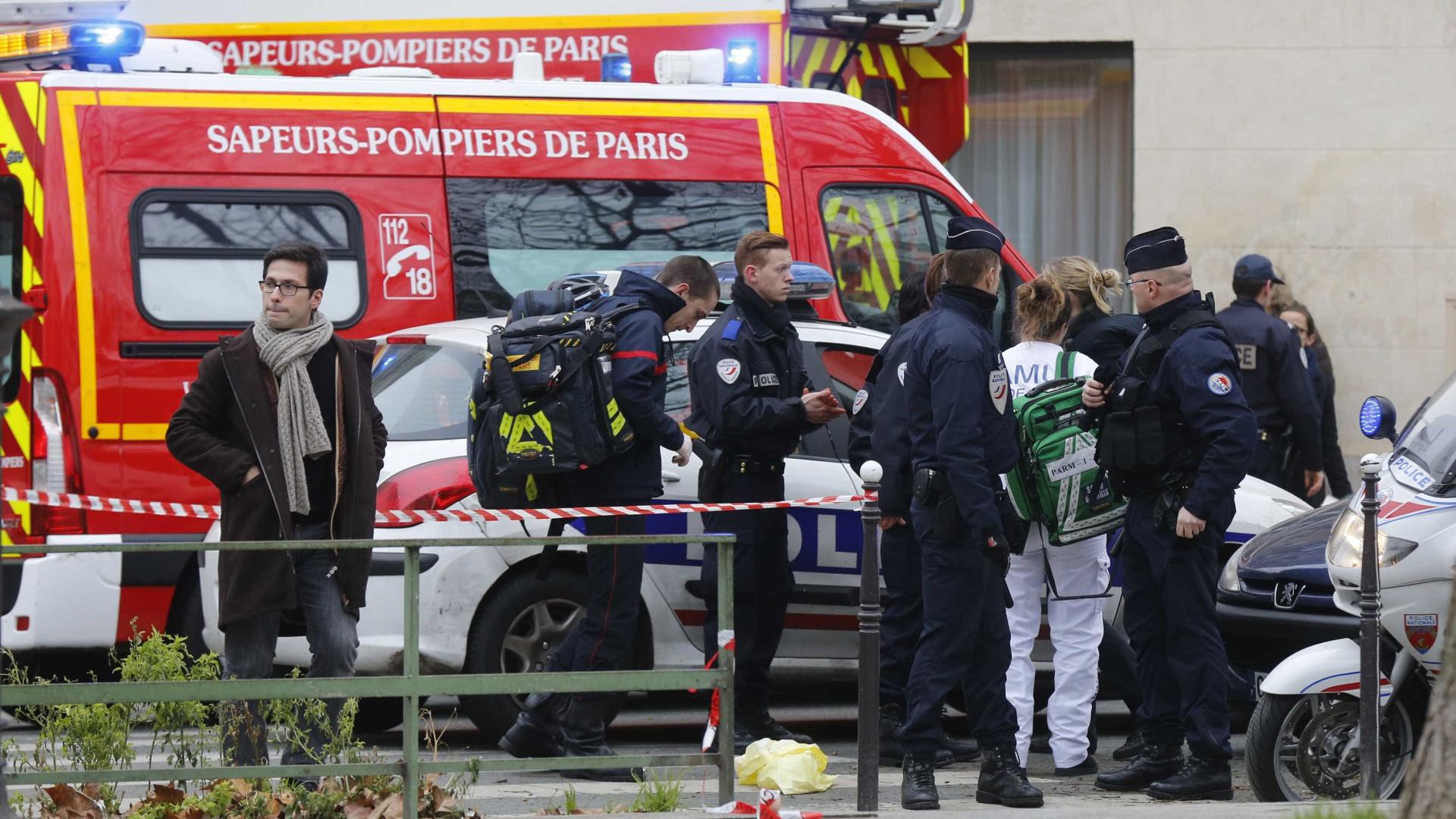 Portugal condena veementemente ataque contra jornal