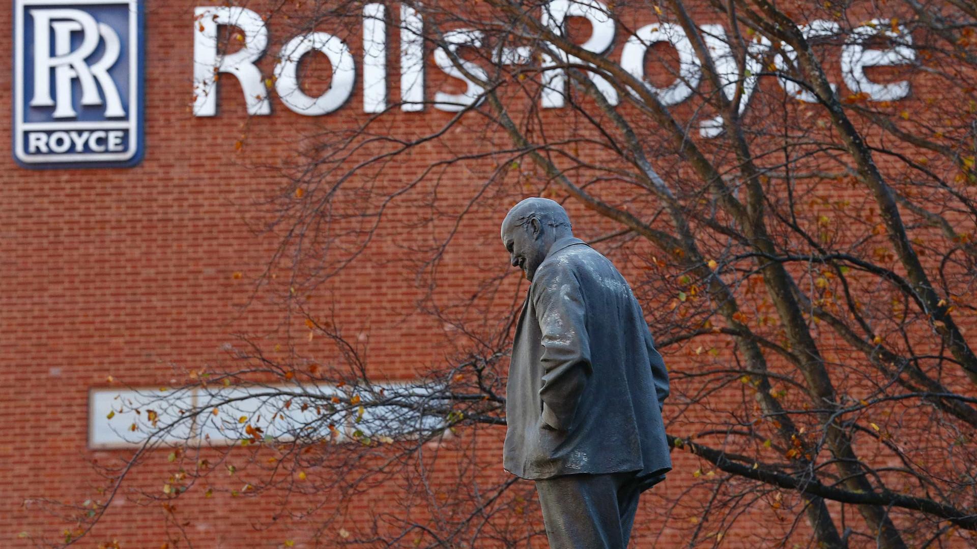 Rolls-Royce vai cortar 800 postos de trabalho no próximo ano