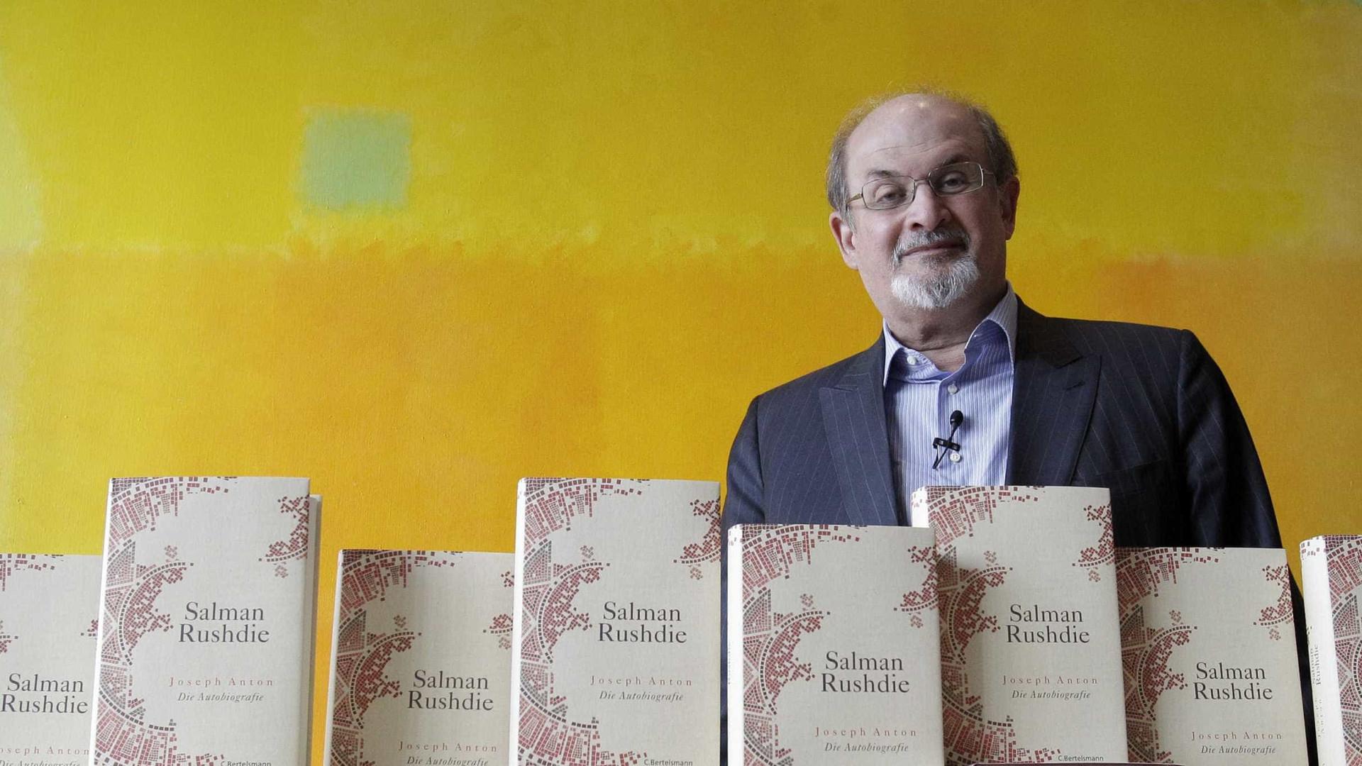 A Casa Golden é o novo livro de Salman Rushdie