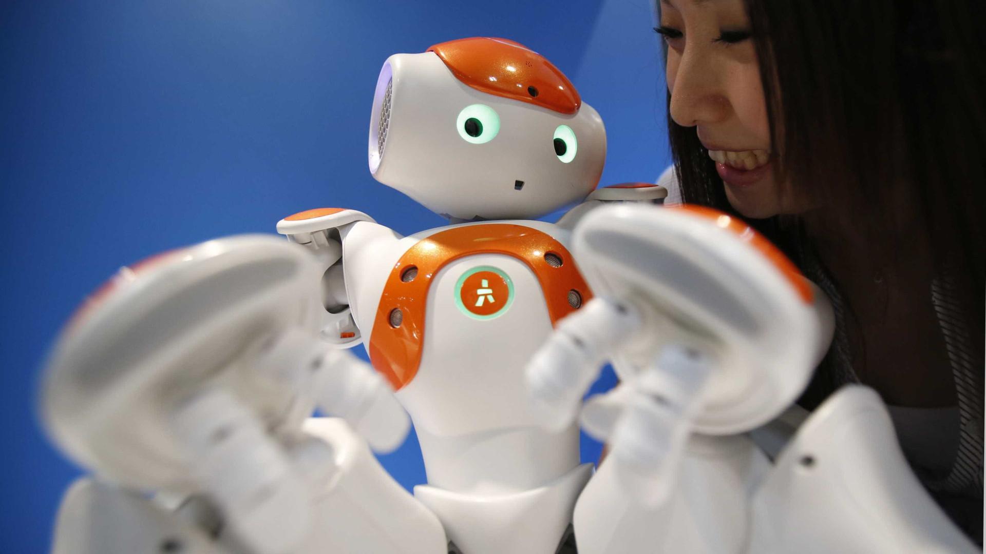 Investigador quer direitos legais para robots