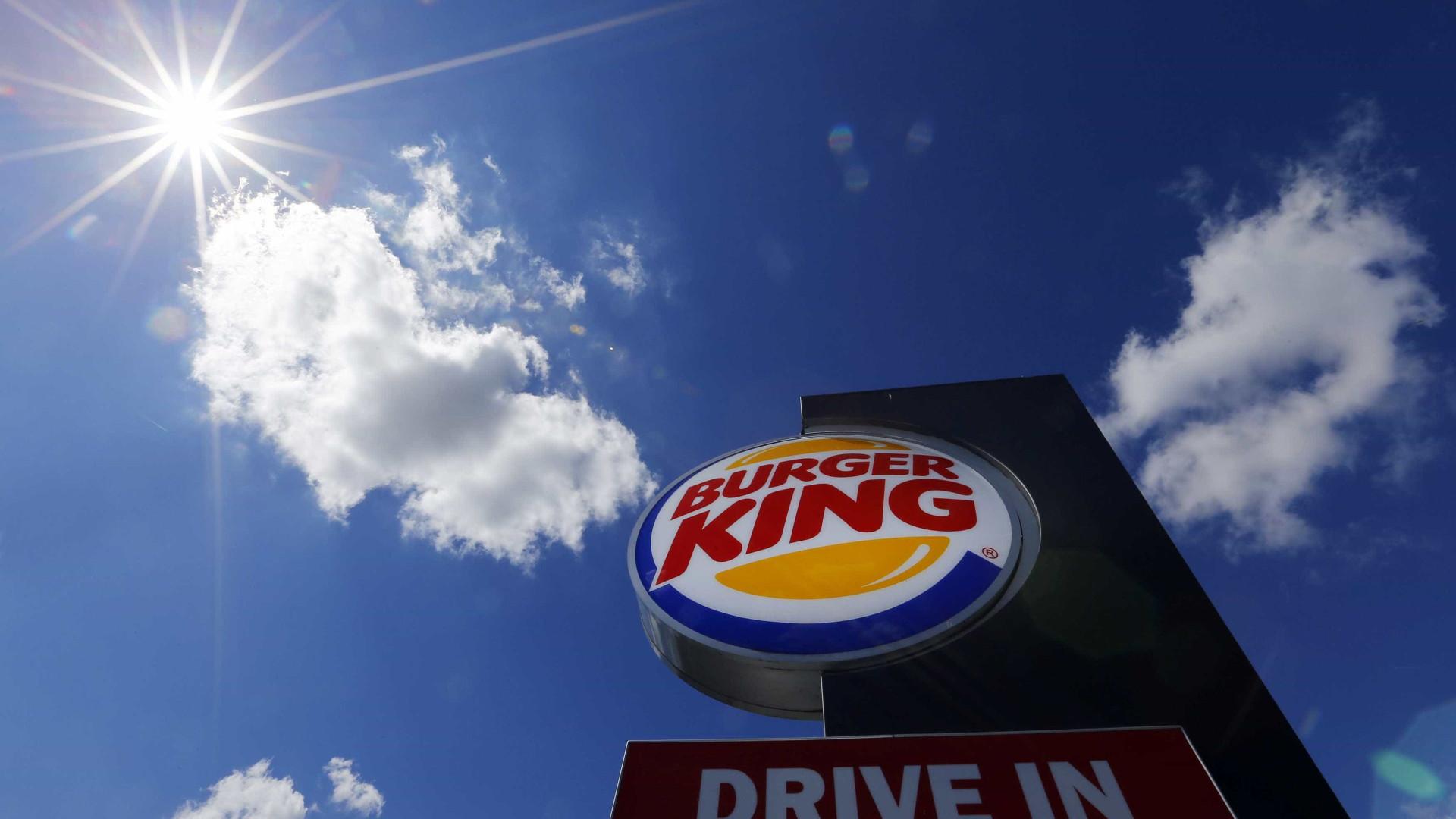Burger King anuncia investimento de 100 milhões de euros em Portugal