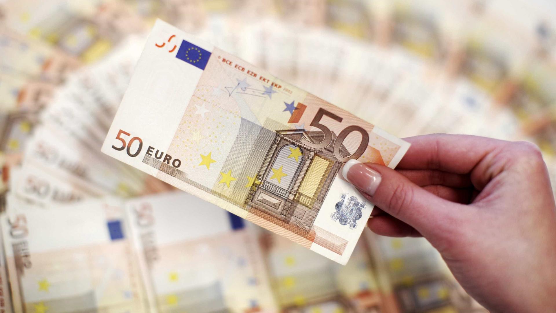 Portugal pagou menos 213 milhões em juros à 'troika' até agosto