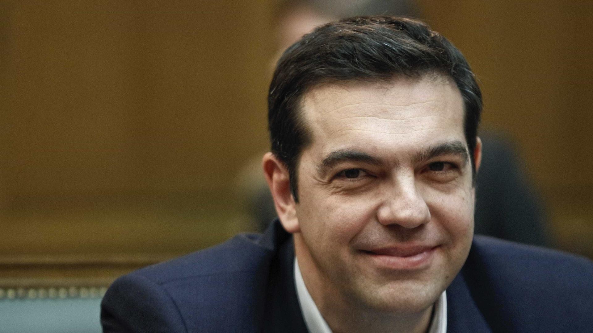 """Tsipras aponta Portugal como """"um exemplo positivo"""" que dá esperança"""