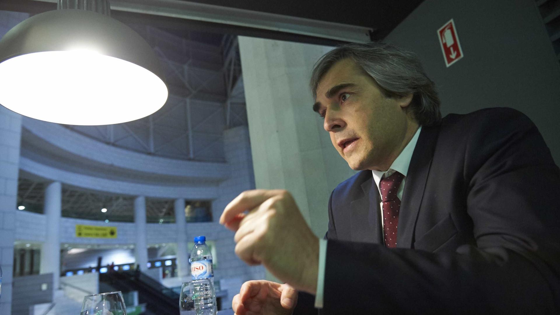 """""""Felizmente Portugal não é a Grécia do Syriza"""""""