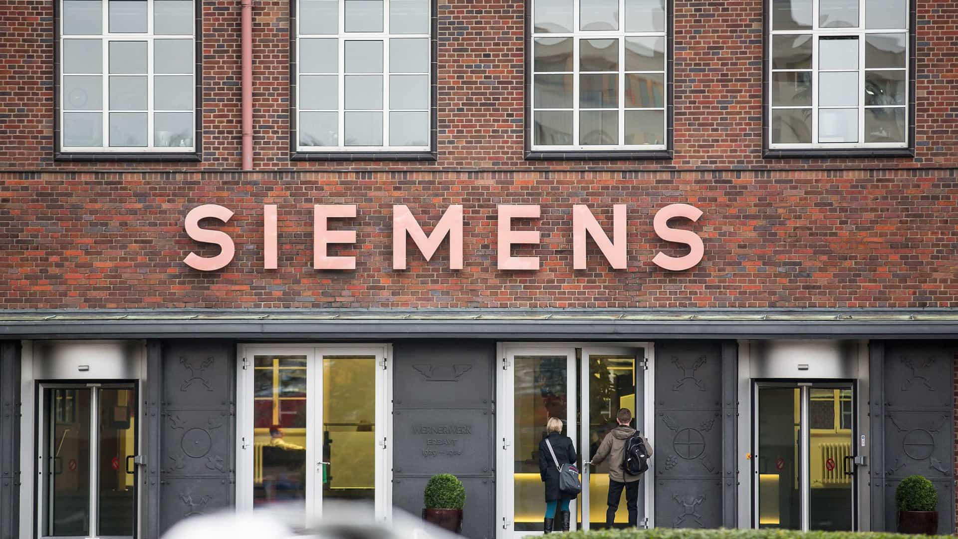 Siemens dispersa capital em bolsa da unidade de saúde em 2018