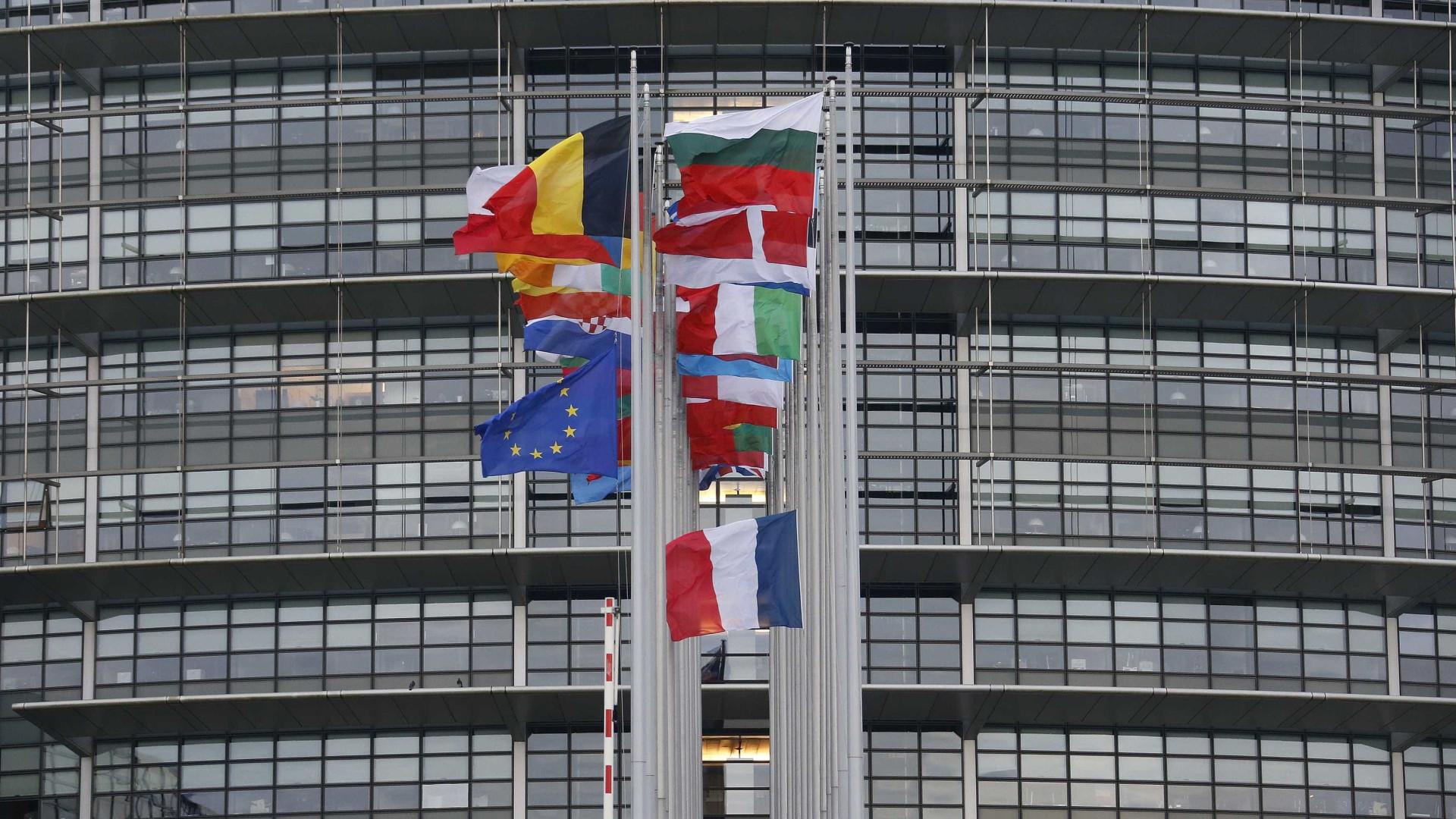 Zona euro: UE revê em alta crescimento. É o valor mais alto da década