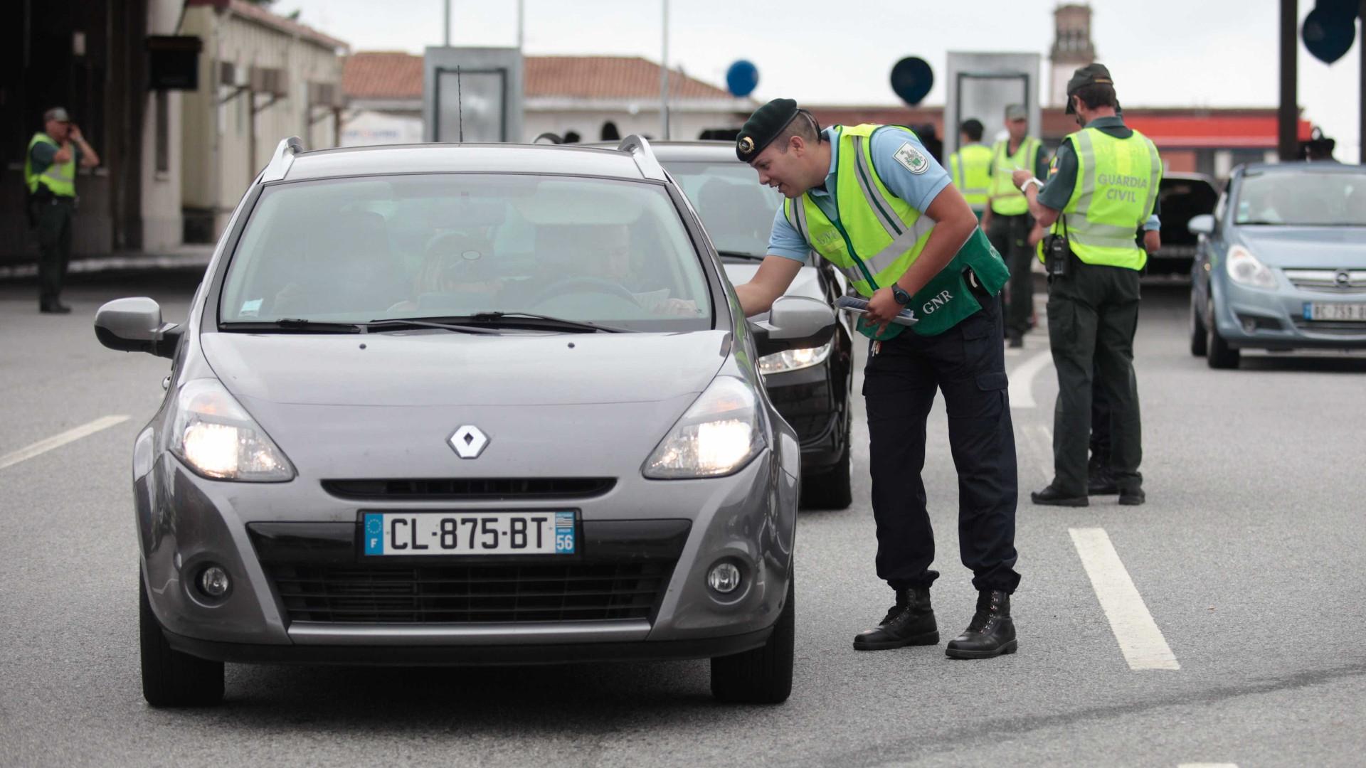 GNR regista 694 acidentes e dois mortos na 2ª fase da 'Operação Hermes'