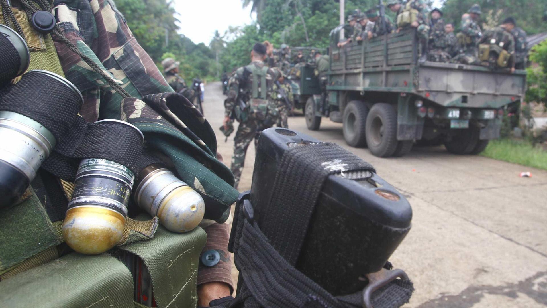 Abu Sayyaf decapitou dois marinheiros vietnamitas
