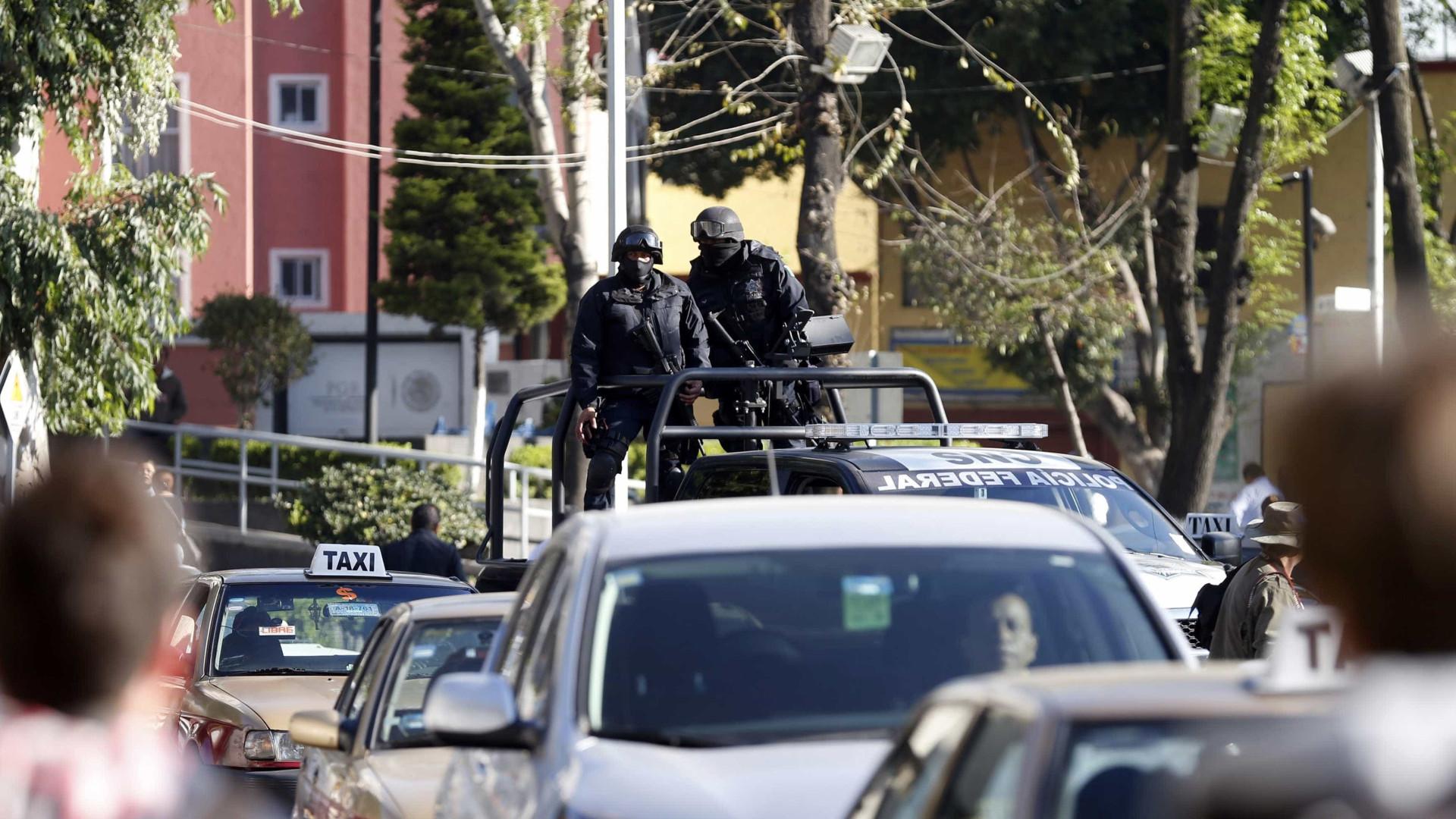 Mais de 7.600 assassinatos registados no México entre janeiro e março