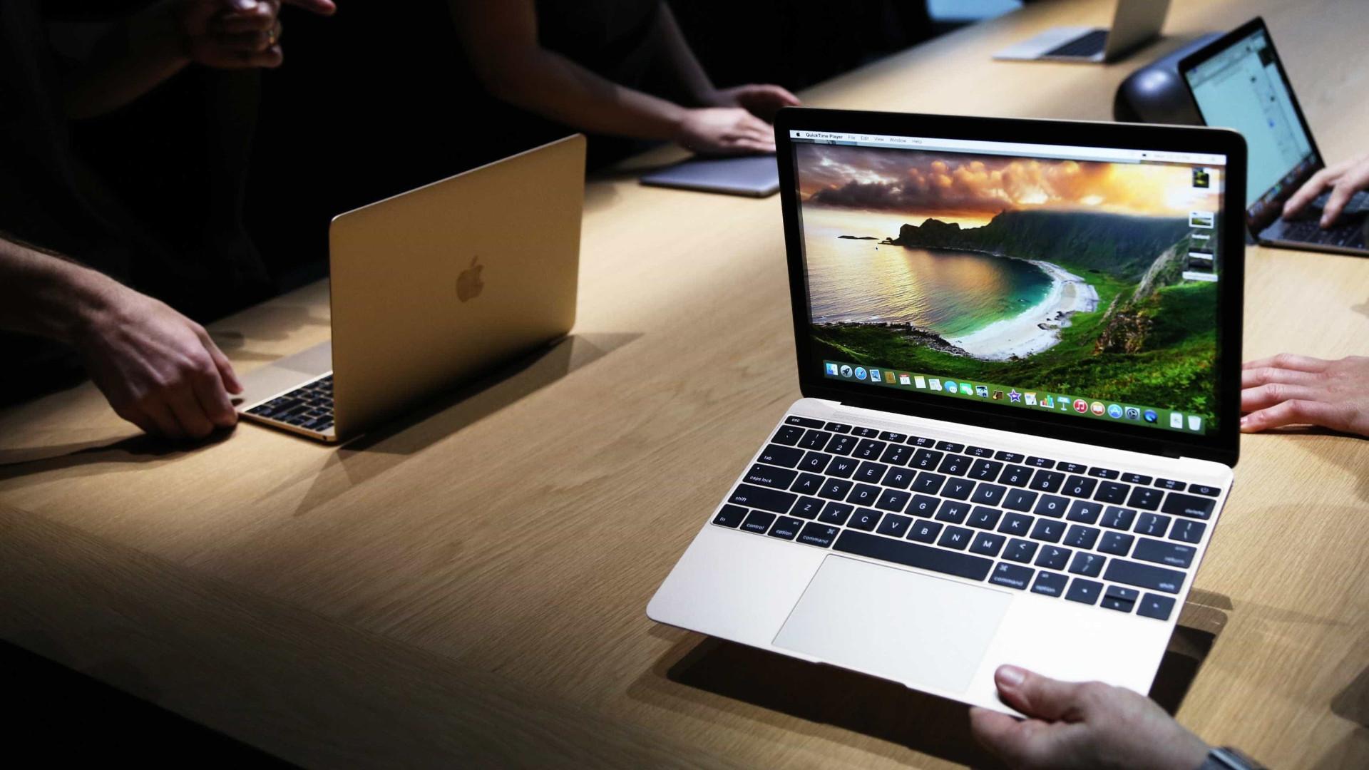 Novos MacBooks não terão entradas USB tradicionais