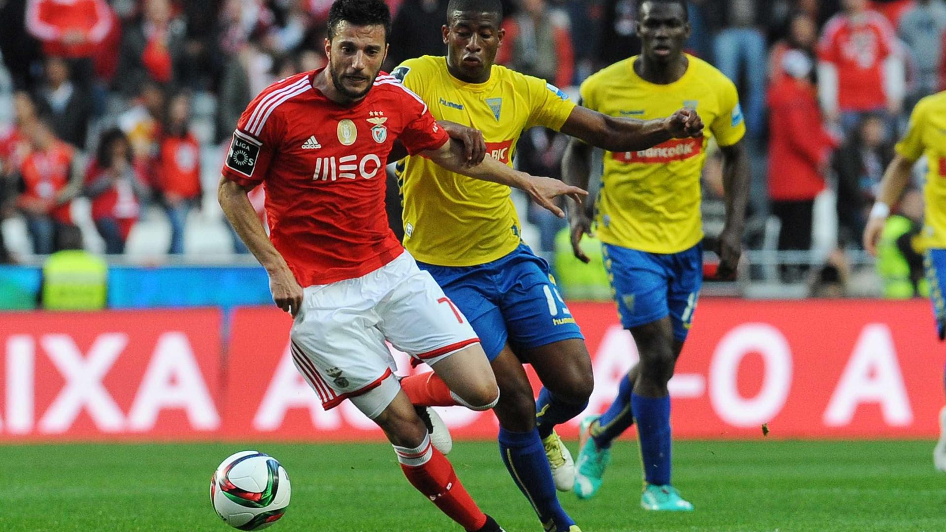 Nacional Benfica: Negociações Tiraram Samaris Do
