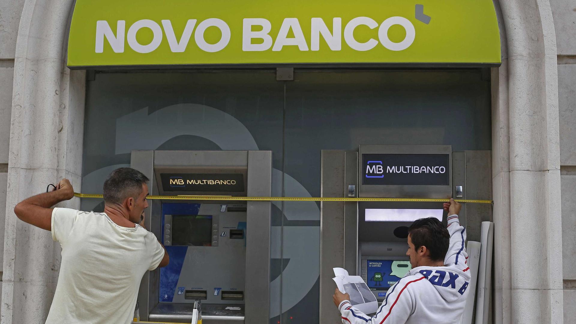 Novo Banco quer emitir até 400 milhões de dívida