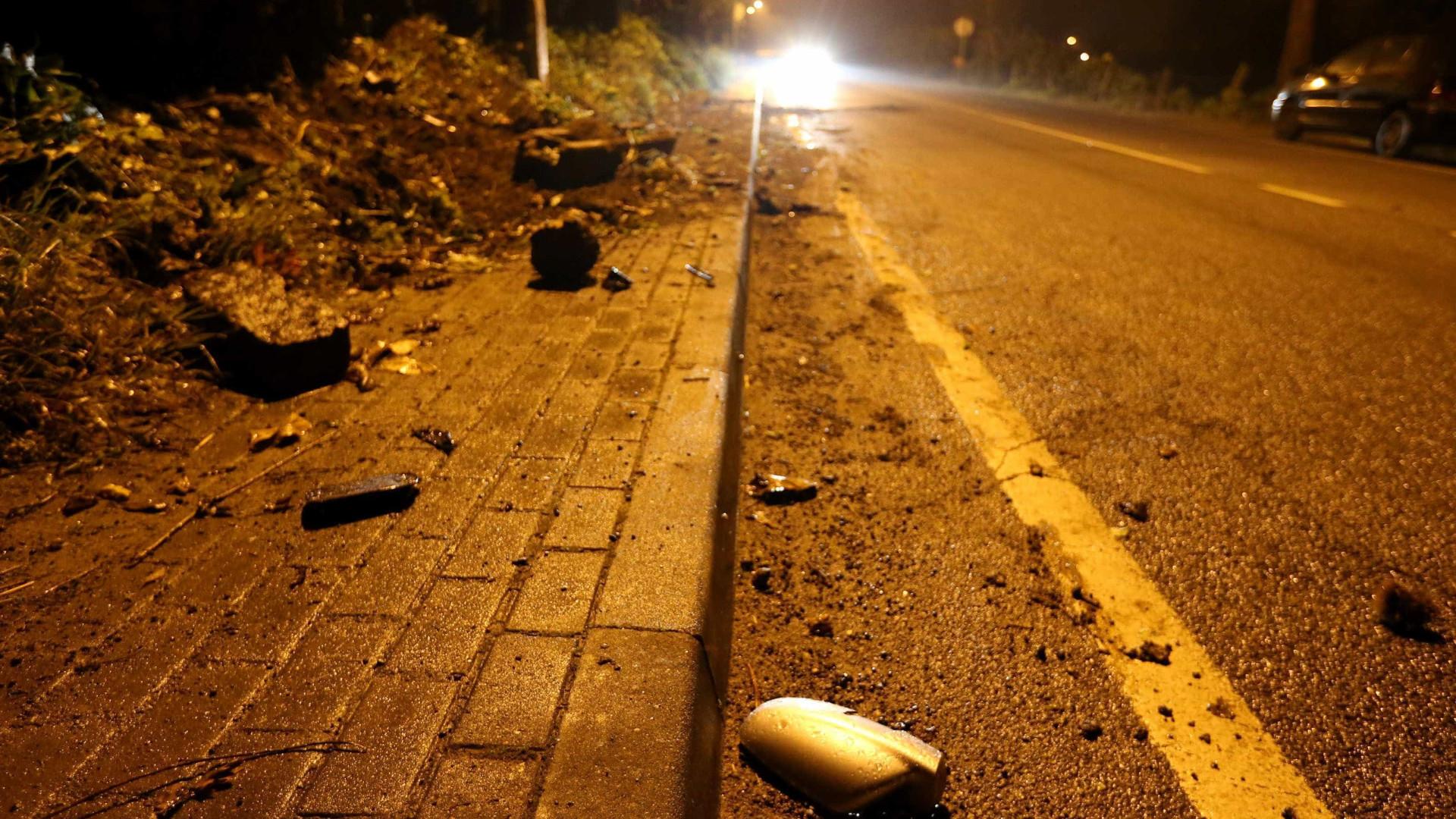 Despiste na A6 em Montemor-o-Novo faz dois mortos