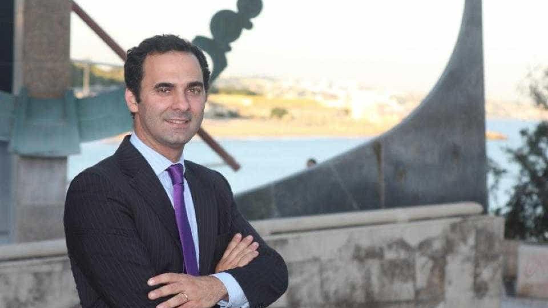 Oeiras: Paulo Freitas do Amaral vai apoiar Joaquim Raposo
