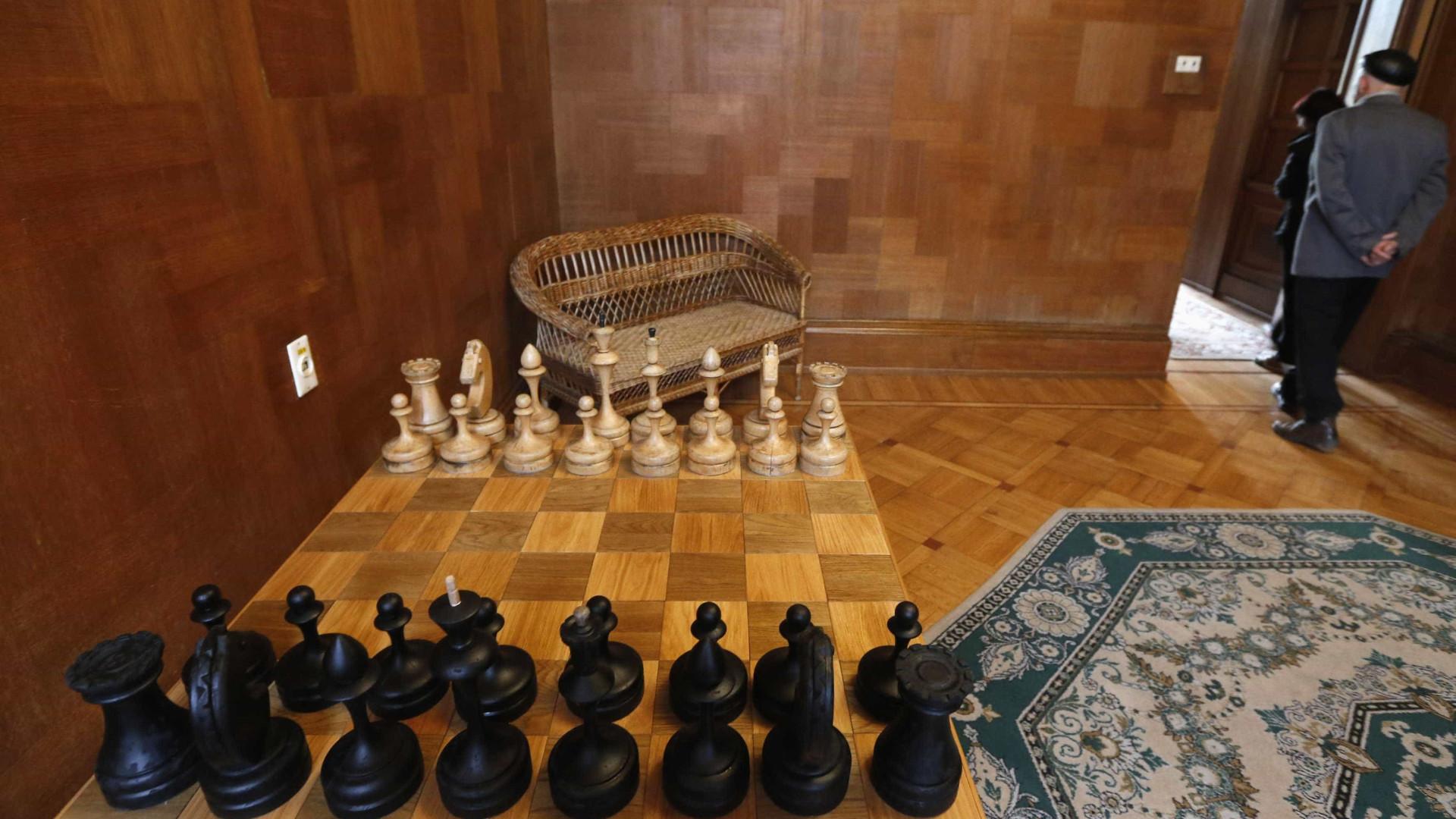 Morreu o mestre internacional de xadrez Joaquim Durão