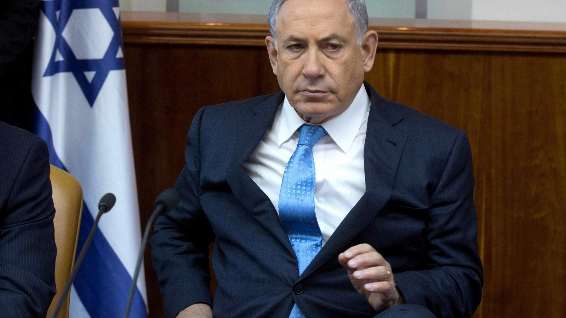 """Israel exige cessar-fogo """"total"""" do Hamas em Gaza"""