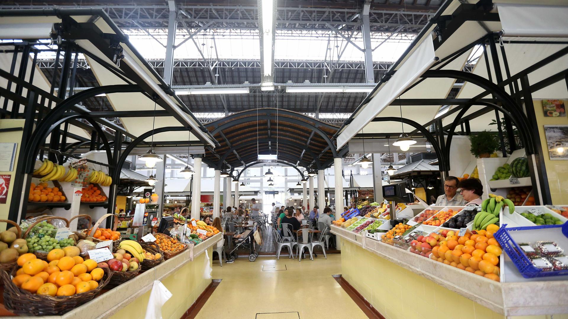 Mercado de Campo de Ourique revertará parte da faturação a Pedrógão