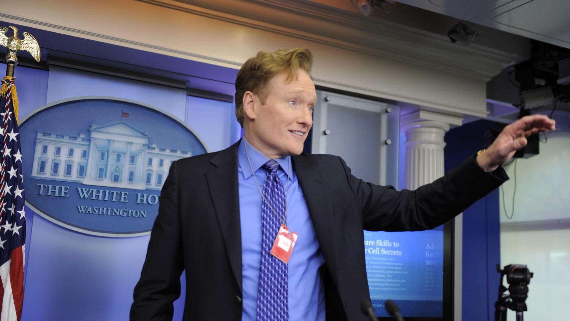 'Conan' muda em janeiro: Mais comédia, menos famosos e nada de música