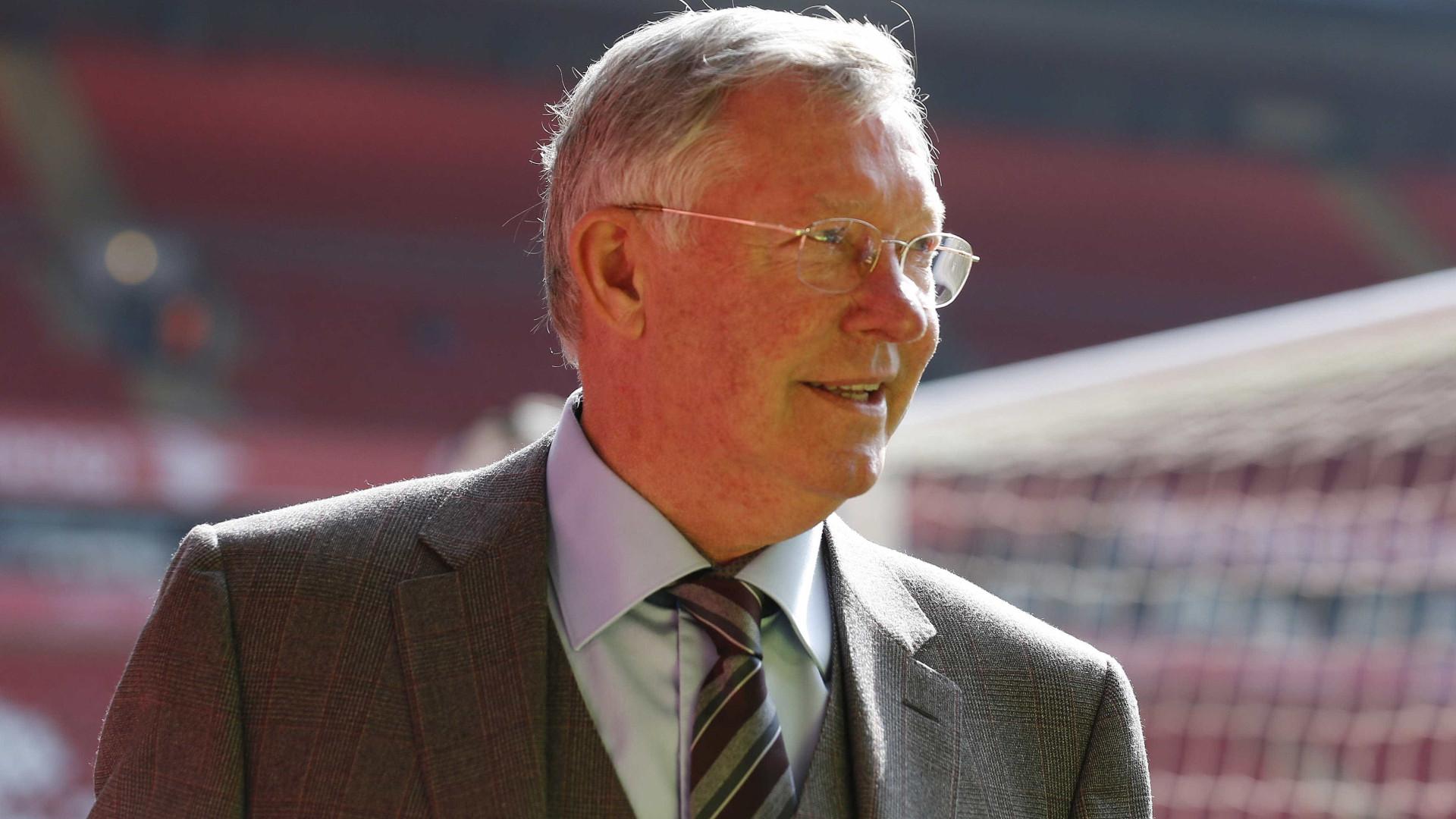 A explicação para Ferguson voltar a reunir-se com os jogadores do United