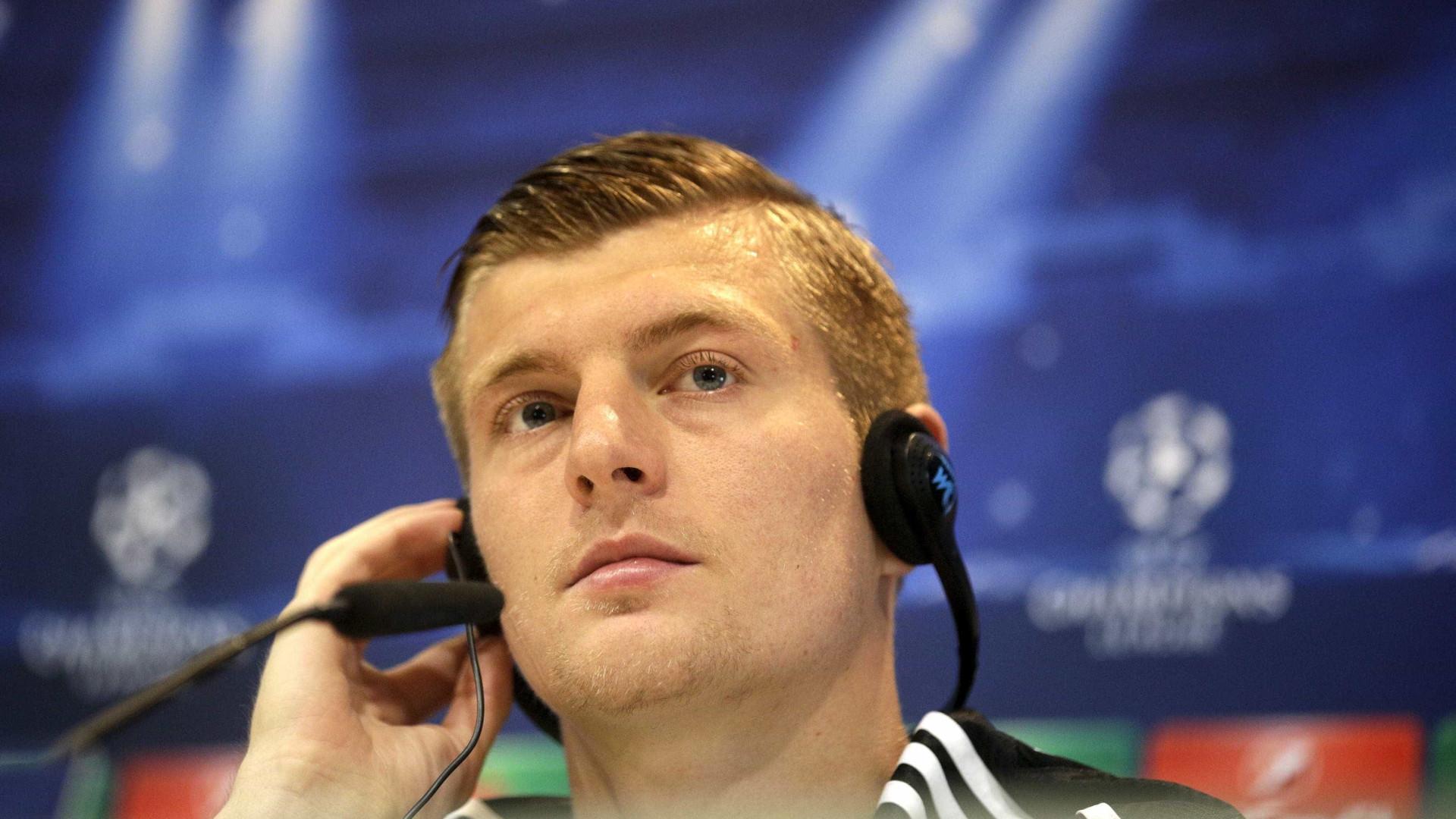 Toni Kroos poderá facilitar transferência de De Gea para o Real
