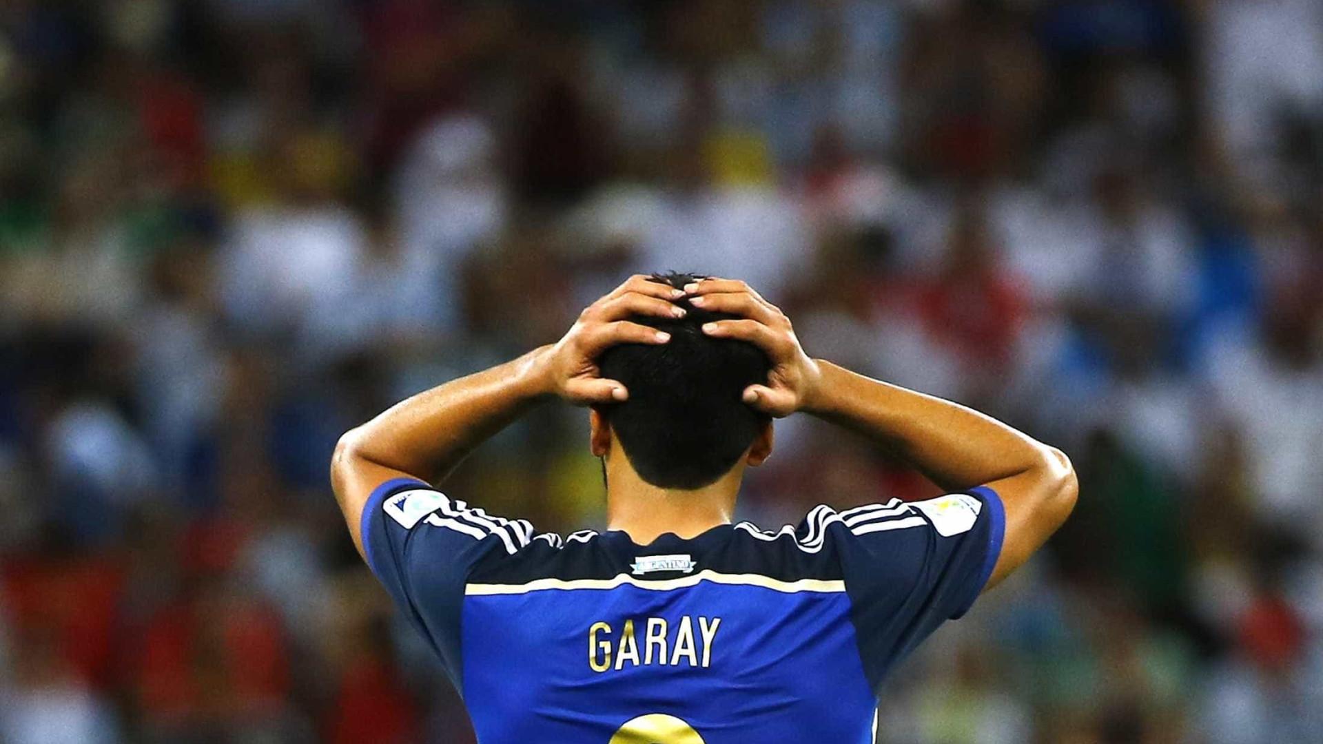 Garay desejado por clubes ingleses e espanhóis 0ee8a299edc76