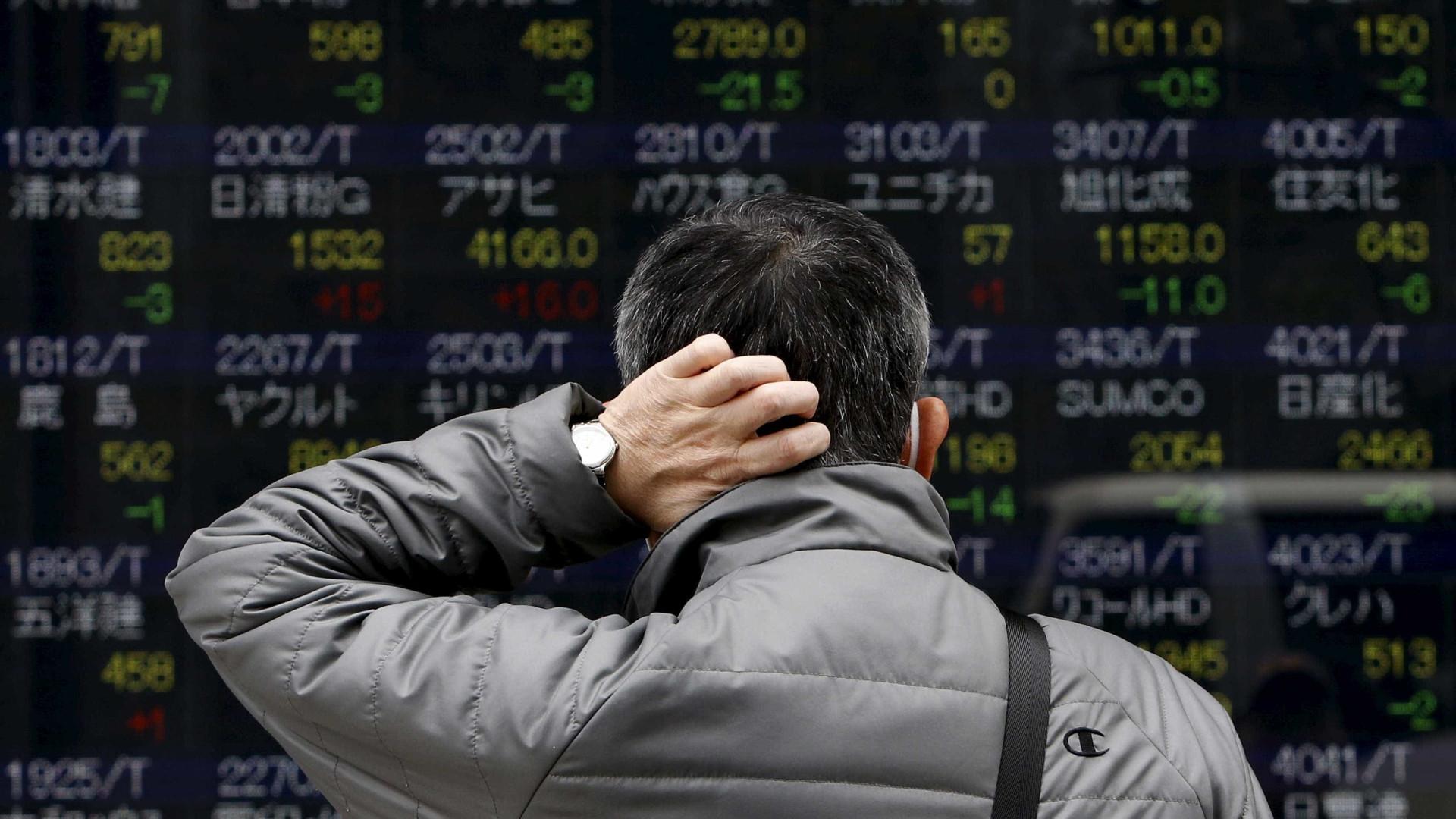 Bolsa de Tóquio fecha com subida de 0,66%