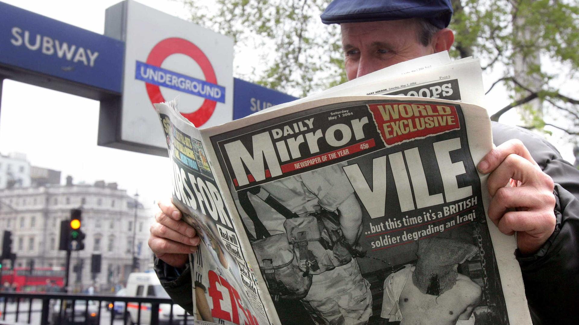 Dona do Daily Mirror compra Daily Express