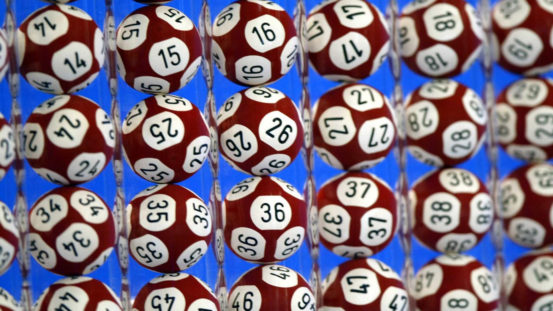 Jackpot de 153 milhões de euros no sorteio de sexta-feira do Euromilhões
