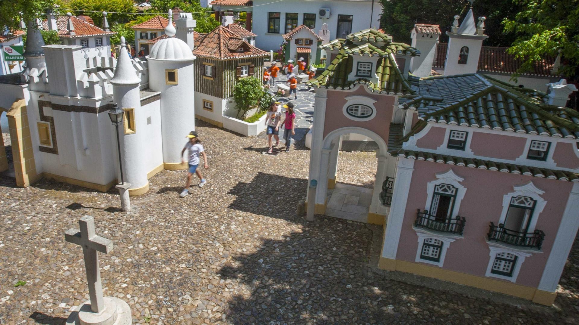 Portugal dos Pequenitos com 273 mil visitas em 2017, maioria são adultos
