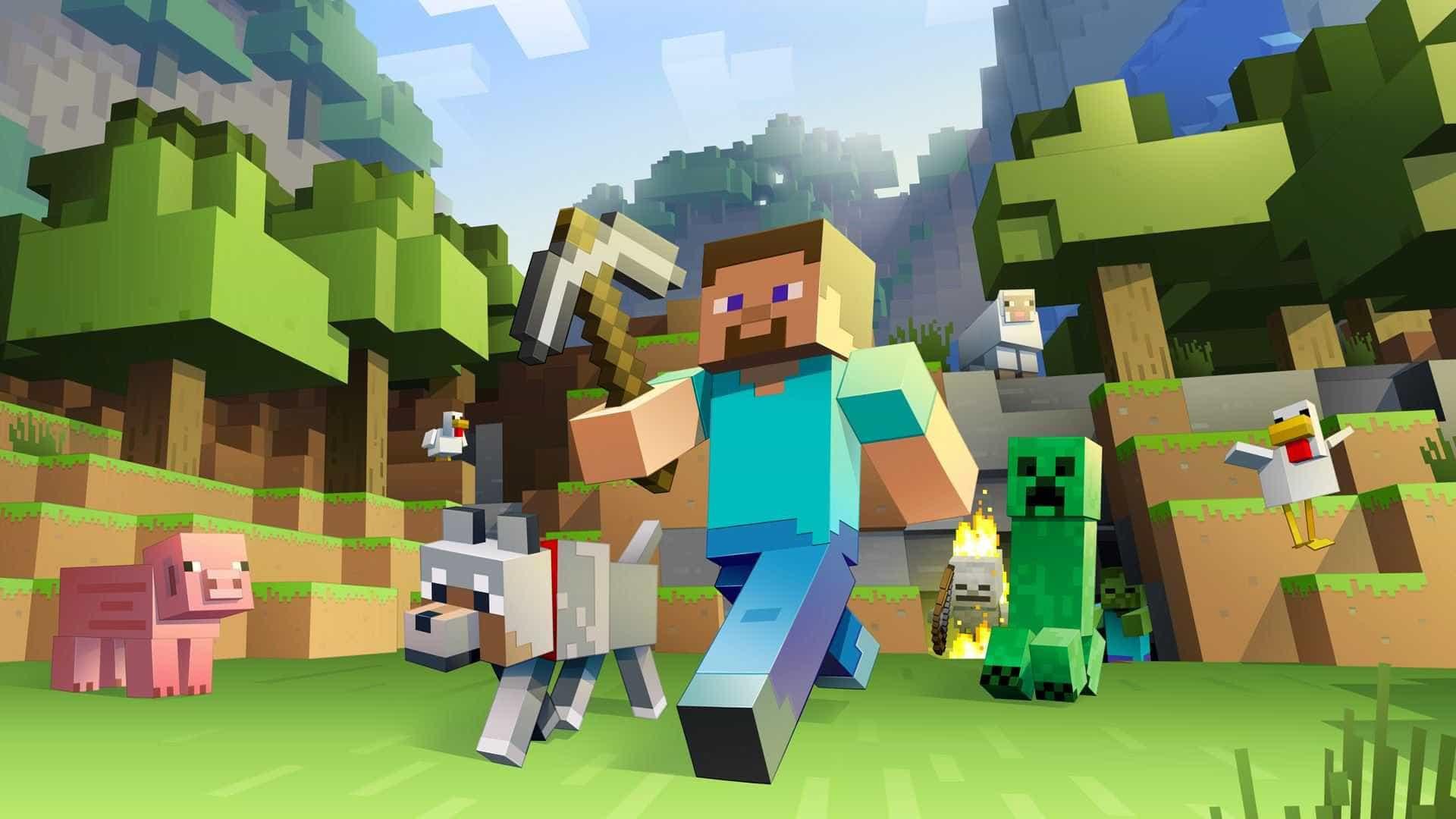 Filme de 'Minecraft' só chegará em 2022