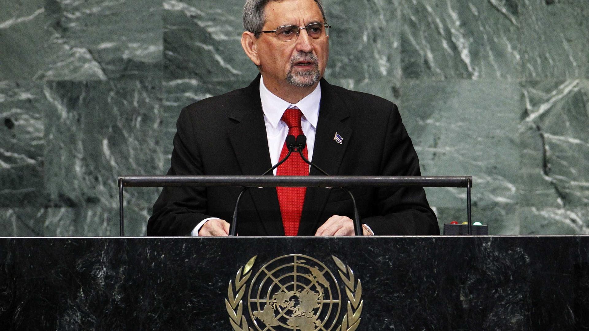 Presidente de Cabo Verde envia condolências a homólogo brasileiro