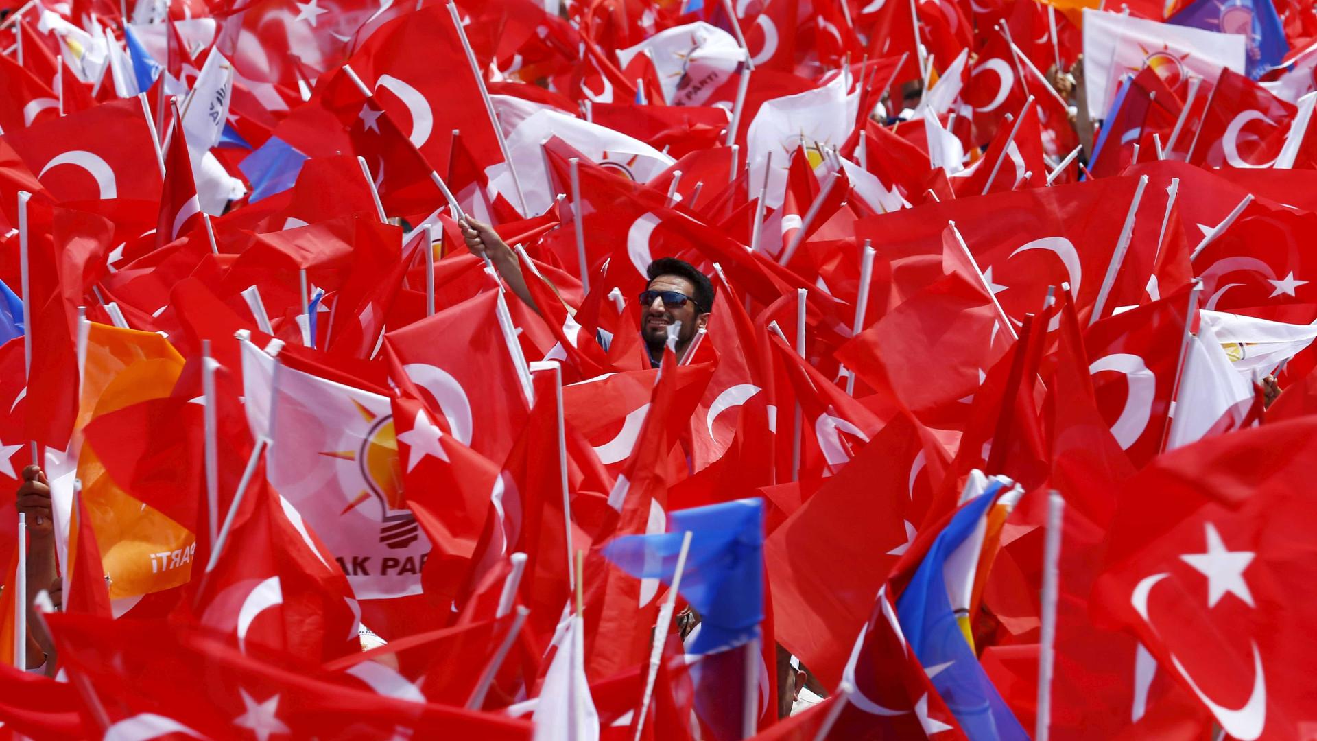 Erdogan anuncia controlo de Afrine por forças turcas