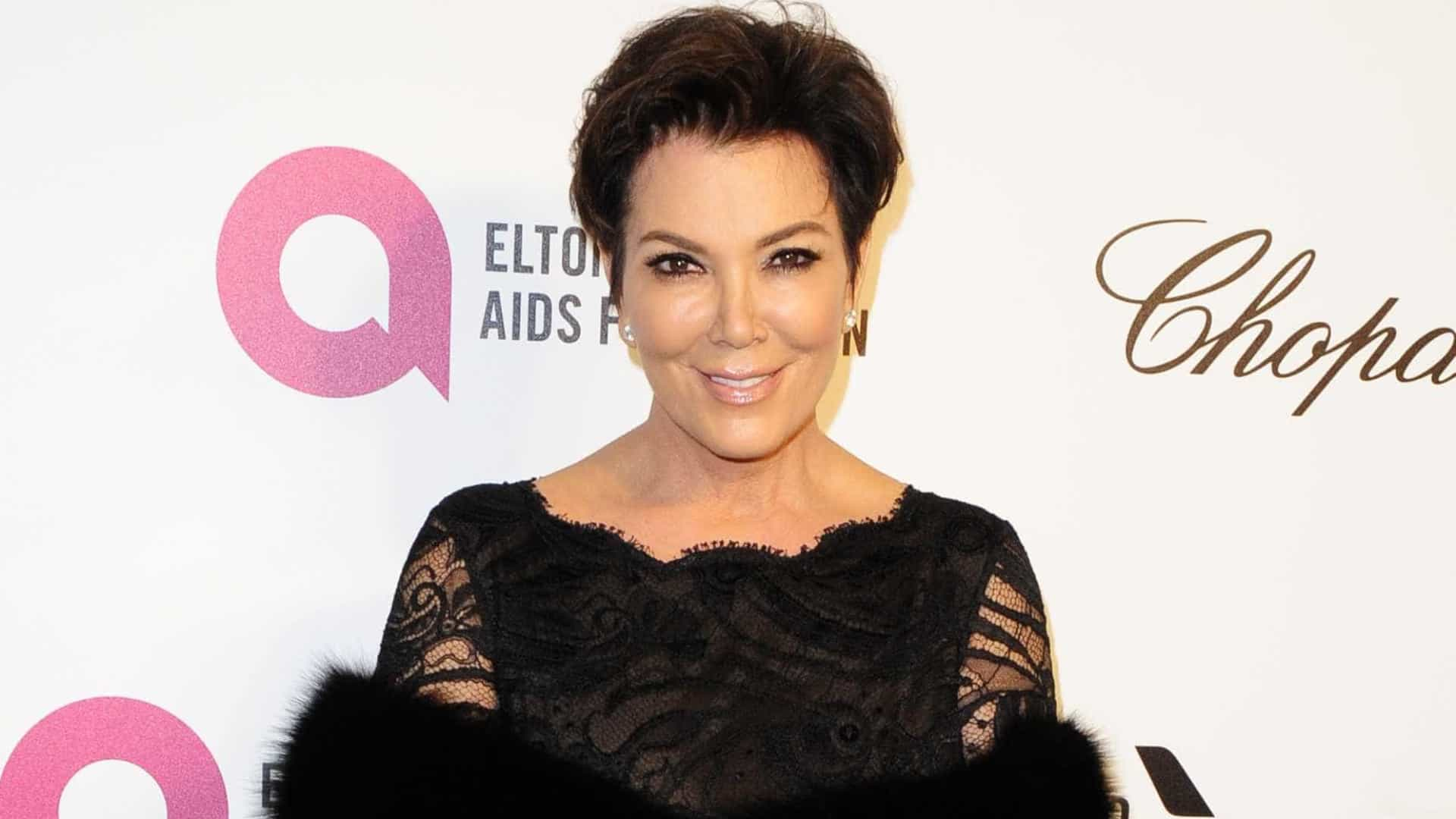 """Kris Jenner confessa: """"Sempre pensei que a Khloé não teria filhos"""""""