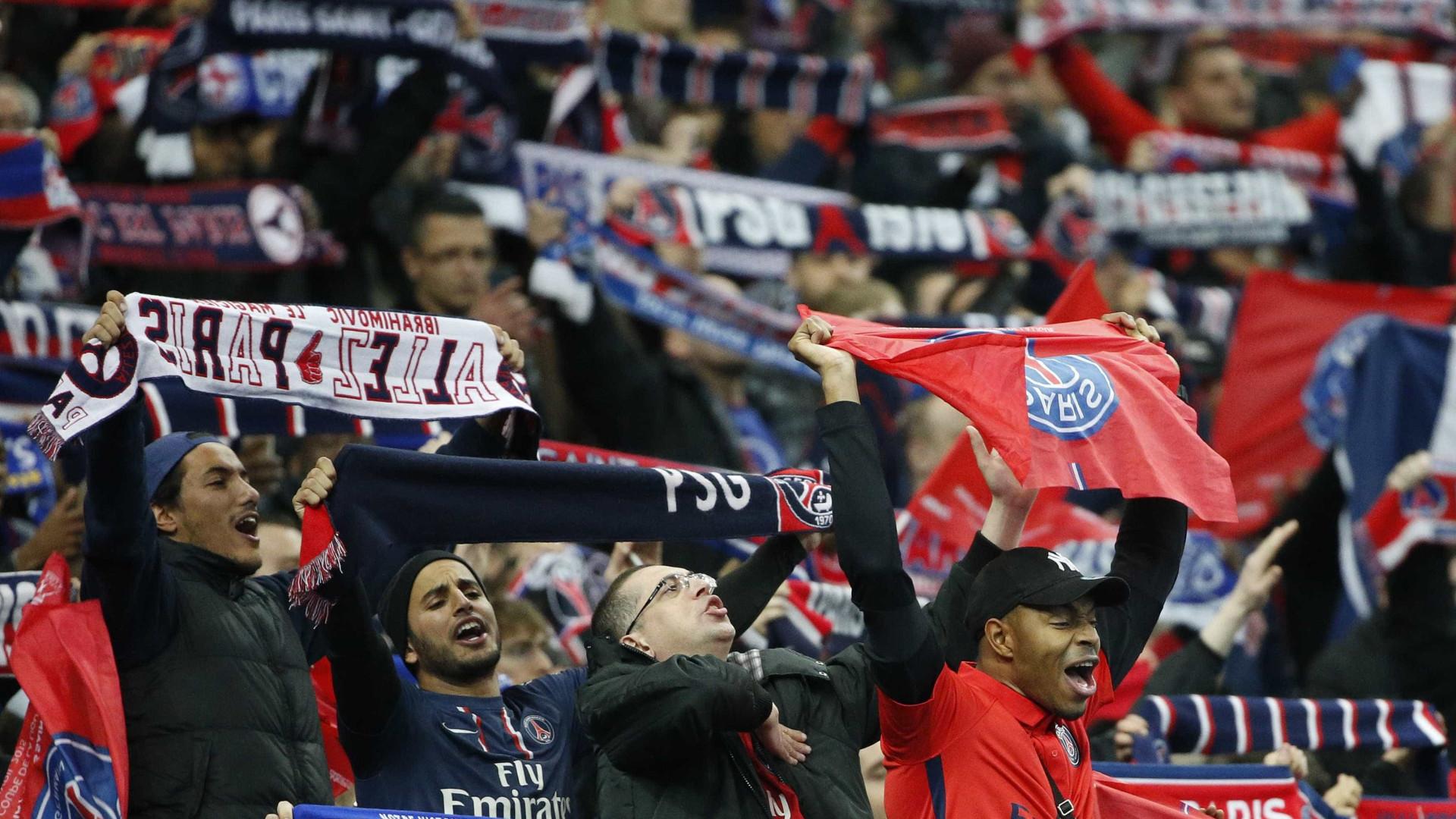 Fair-play financeiro: PSG tem de fazer 60 milhões até final do mês
