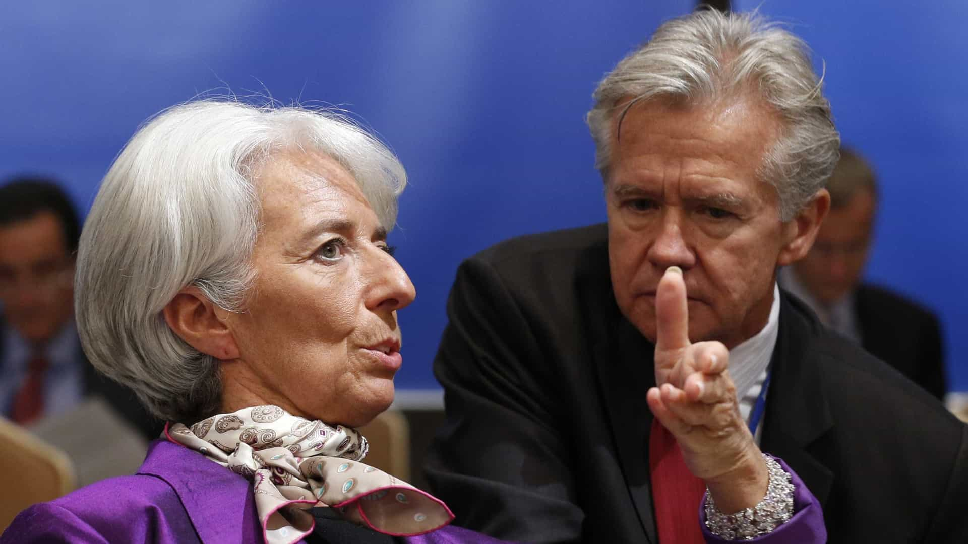 "FMI confia que Argentina vai gerir ""com destreza"" a crise financeira"