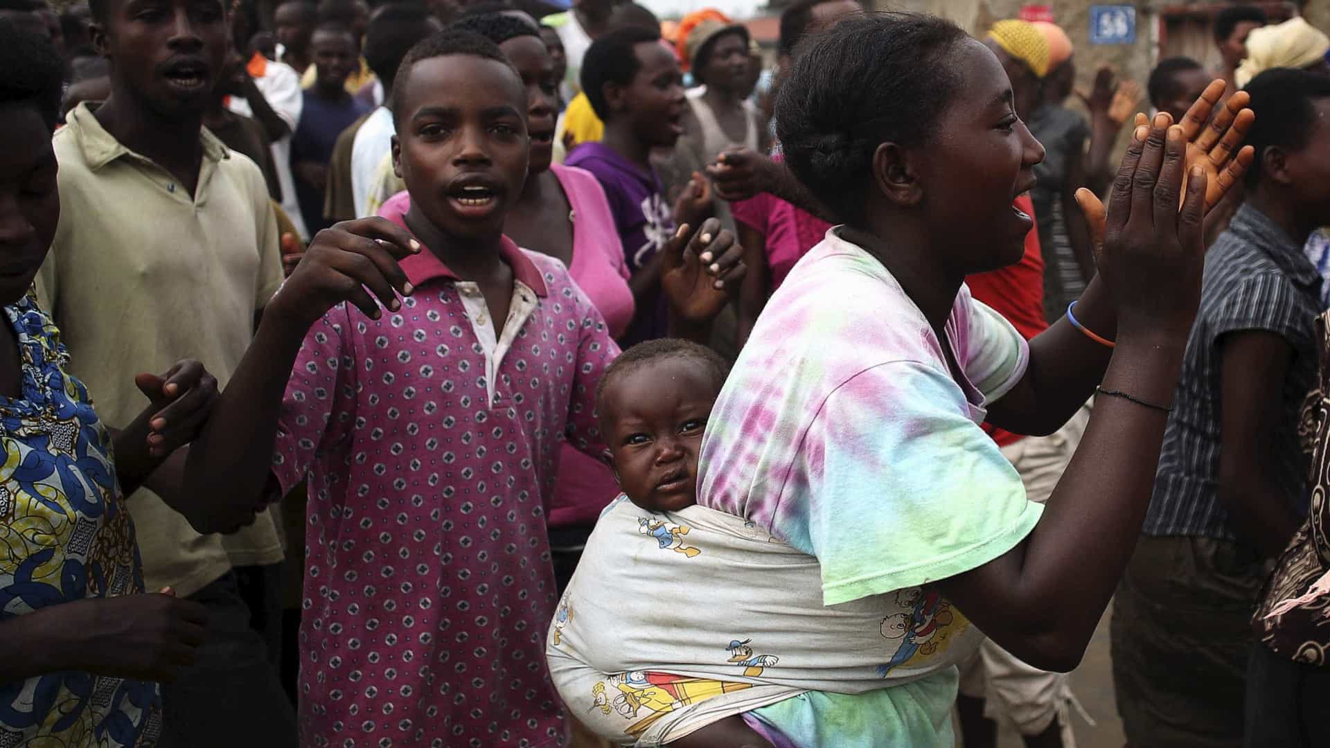 Dezoito refugiados do Burundi mortos por militares no Congo