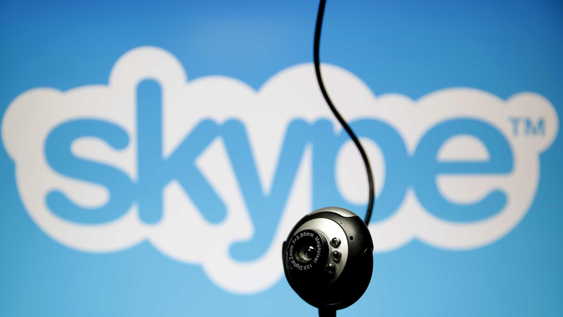 Será menos embaraçoso fazer videochamadas pelo Skype