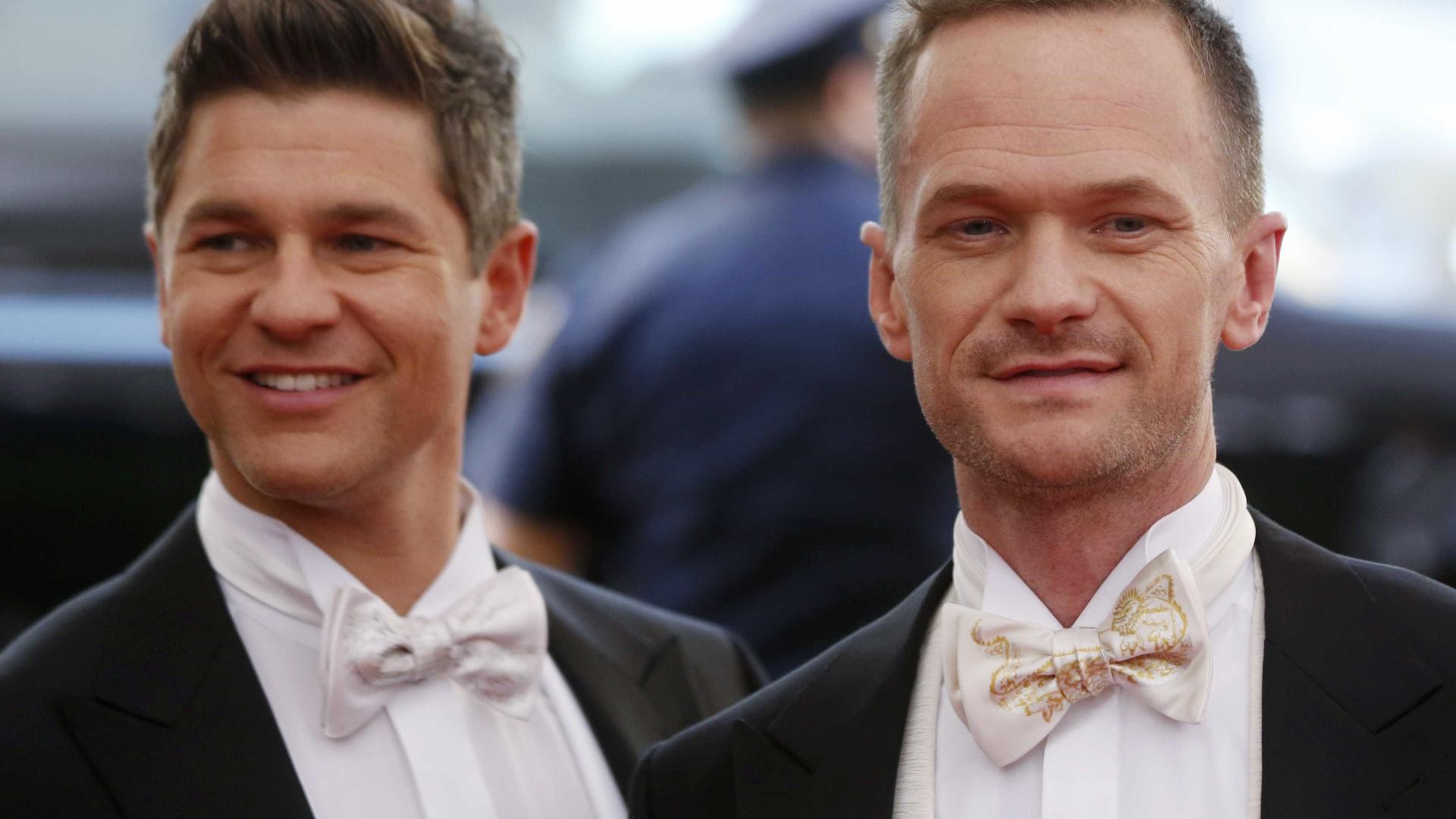 Marido de Neil Patrick Harris revela problema com álcool