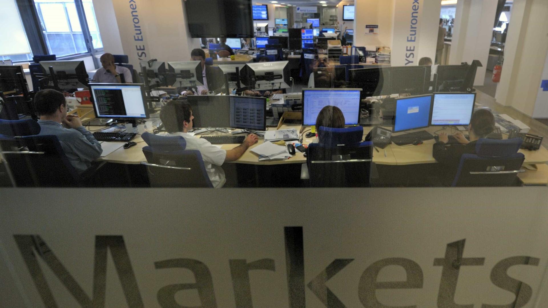 PSI20 encerra a subir 1,07% em linha com as congéneres europeias