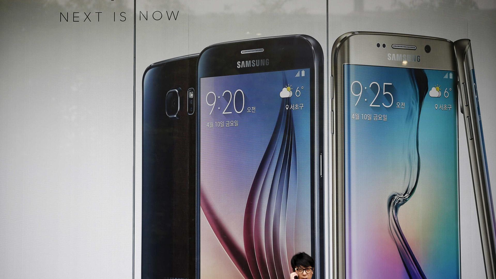 Os smartphones da Samsung foram os mais clonados de 2017