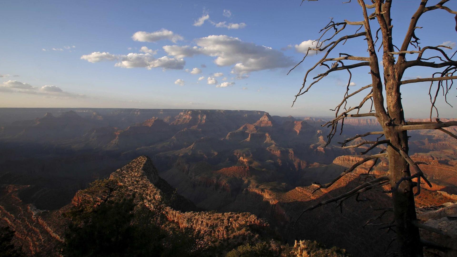 Caminho errado revelou-se fatal para mulher no Grand Canyon